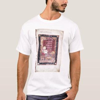 Ezra, der die heiligen Bücher schreibt T-Shirt