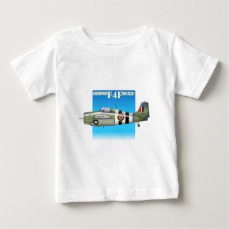 f4f wilde Seitenansicht Baby T-shirt
