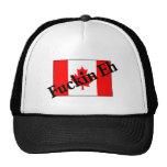 F*ckin wie (kanadische Flagge) Baseball Cap