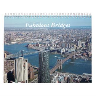 Fabelhafte Brücken Abreißkalender