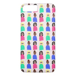 Fabelhafte Damen - iphone 7 plus/8 plus iPhone 8 Plus/7 Plus Hülle
