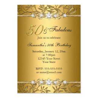 Fabelhafte Geburtstags-Einladung des Karte