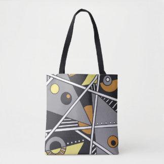 Fabelhafte geometrische Form-Tasche in den Tasche