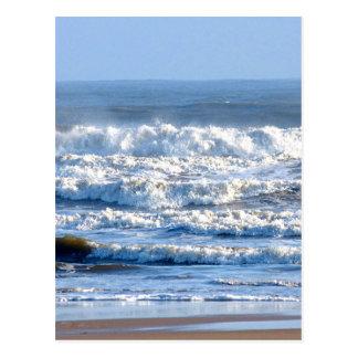 Fabelhafte Wellen! Postkarten