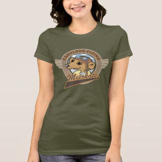 Fabelhaftes fliegendes Meerkats T-Shirt