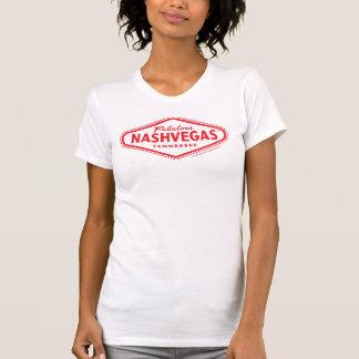 Fabelhaftes NASHVEGAS TM Diamant-Logo (aufgehoben) T-Shirt