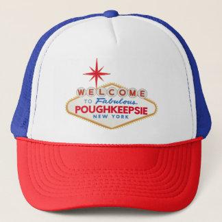 Fabelhaftes Poughkeepsie New York! Truckerkappe