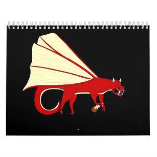 Fabelwesen-Kalender Kalender