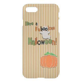 FaBOOlous Halloween iPhone 7 Fall iPhone 8/7 Hülle