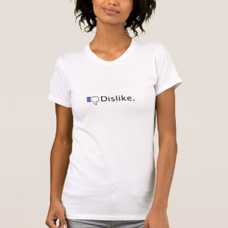 Facebook Abneigung Shirt