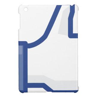 facebook MÖGEN mich oben abgreifen! iPad Mini Hülle
