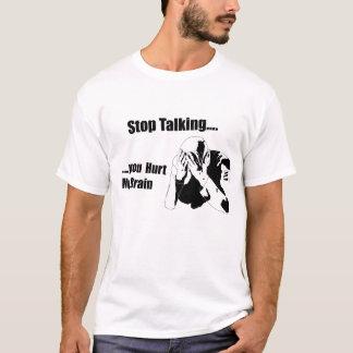 Facepalm - helle Shirtversion T-Shirt