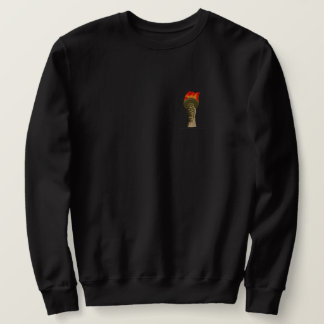 Fackel-Flamme Sweatshirt