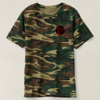 FAD3D 64 Camouflage T-shirt