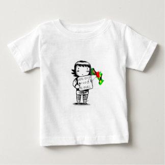 Fado in Brasilien - Mädchen Baby T-shirt