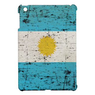 Fahne Argentiniens iPad Mini Hülle