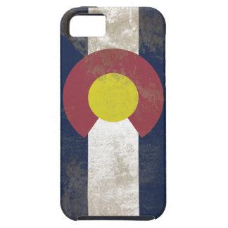 Fahne des Coloraddo iPhone 5 Etui