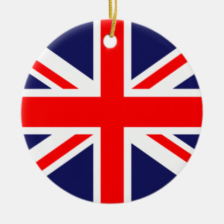FAHNE ENGLANDS KERAMIK ORNAMENT