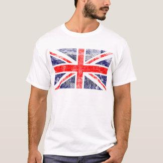 Fahne Englaterra grunge T-Shirt