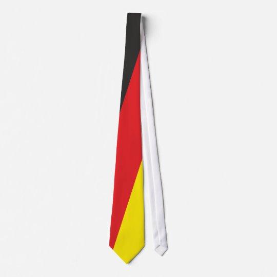 Fahne Flagge flag Deutschland Germany Personalisierte Krawatten