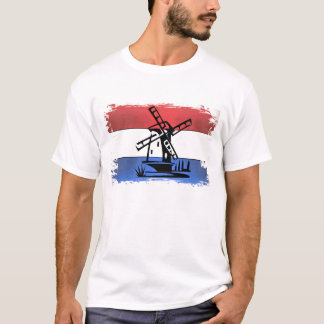 Fahne Hollands T-Shirt
