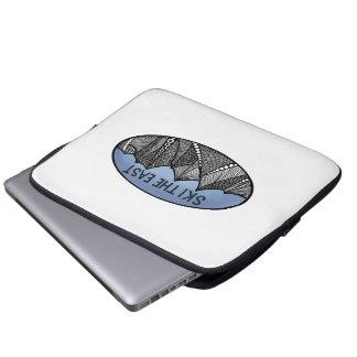 Fahren die Ostlaptop-Hülse Ski Laptop Sleeve