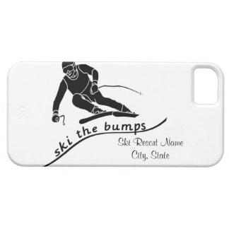 Fahren die Stöße Ski iPhone 5 Cover
