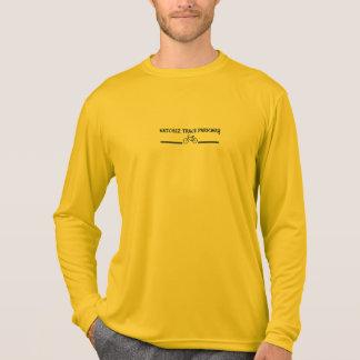 Fahren Sie das Shirt der Natchez Männer rad