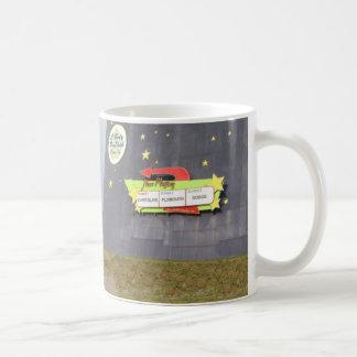 Fahren Sie herein Kaffeetasse