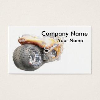 fahren Sie Karte 1, Firmennamen, Ihr Name rad