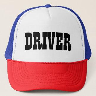 Fahrer Truckerkappe