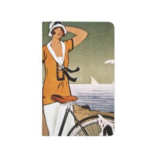 Fahrrad Ad, 1925 Taschennotizbuch