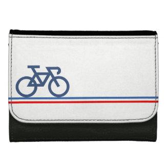 Fahrrad auf Französisch-inspirierten