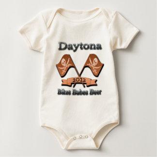 Fahrrad-Baby-Bier Daytona 2012 blau Baby Strampler