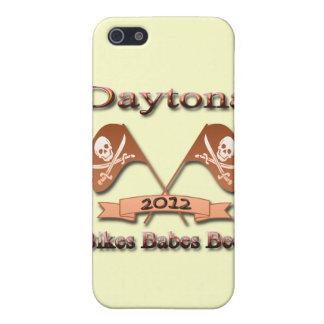 Fahrrad-Baby-Bier Daytona Rot 2012 iPhone 5 Schutzhüllen