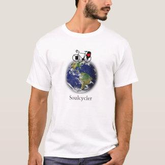 Fahrrad, das T - Shirt bereist