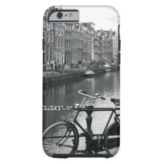 Fahrrad durch Kanal Tough iPhone 6 Hülle