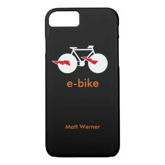 Fahrrad = Fahrrad = radfahrend. nett iPhone 8/7 Hülle