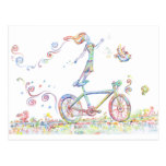 Fahrrad-Freude Postkarten