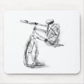 Fahrrad II Mousepad