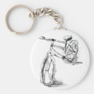 Fahrrad II Schlüsselanhänger