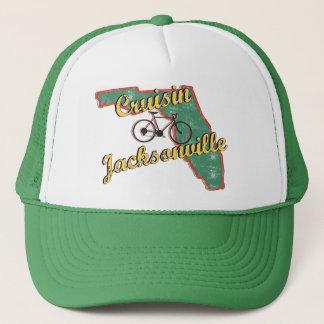 Fahrrad-Jacksonville-Fahrrad Florida Truckerkappe