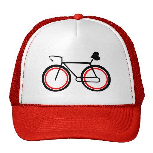 Fahrrad-Liebhaber-Hut Retro Cap