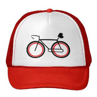 Fahrrad-Liebhaber-Hut Retromützen