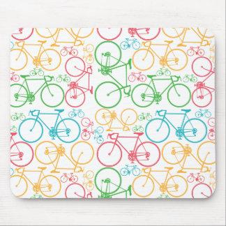 Fahrrad mousepad