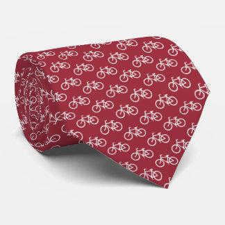 Fahrrad-Muster Bedruckte Krawatte