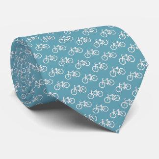 Fahrrad-Muster-Bindungen Personalisierte Krawatte