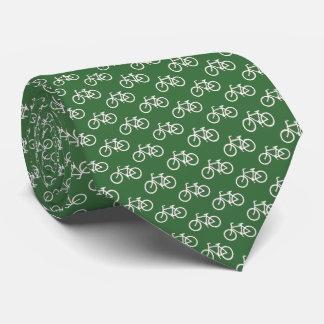 Fahrrad-Muster Individuelle Krawatte
