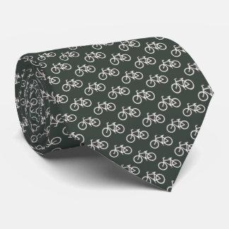 Fahrrad-Muster Personalisierte Krawatten