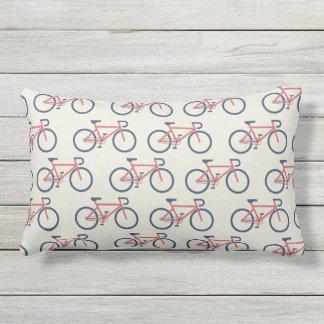 Fahrrad-Muster-Wurfskissen Lendenkissen